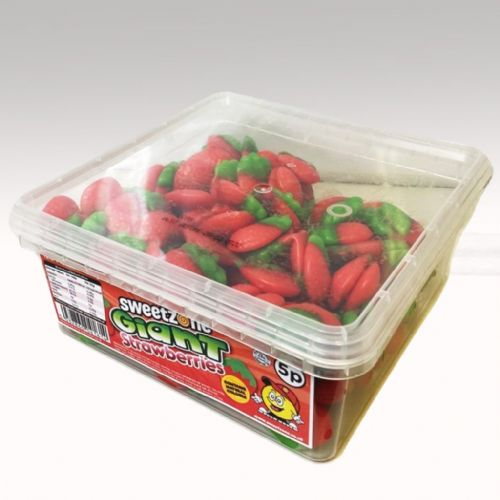 SZ06 5p SWEETZONE GIANT STRAWBERRIES